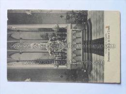 Trieste 63 Pensionnat Sion Choeur Chapelle Ed Penco - Trieste