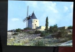 Fontvieille Le Moulin De Daudet - Fontvieille