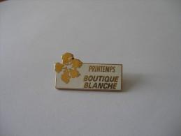 PRINTEMPS BOUTIQUE BLANCHE - Marques