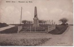 RONAI  MONUMENT AUX MORTS - Autres Communes