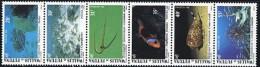 Wallis Et Futuna 1981 Yvertn° 267-72 *** MNH Cote 11 Euro Faune Et Flore - Neufs