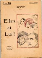 Livre - Elles Et Lui - éditeur Ernest FLAMMARION - 61 Pages - Livres, BD, Revues