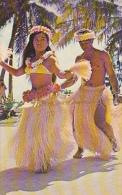 French Polynesia Bora Bora Dancers - Polynésie Française
