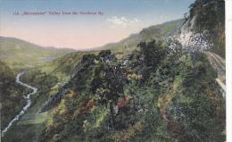 Costa Rica Reventazon Valley From The Northern Railway - Costa Rica