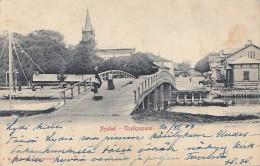 Finlande - Suomi - Nystad  Uusikaupunki - Postmarked Nystad Uusikaupunki Abo Turku Helsingfors 1903 - Finland