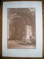 Stampa 22 Jean Houel Carta Amalfi Bagni Acque Termali Termini Imerese Palermo - Prints & Engravings