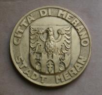 Medaglione Artistico Della Città Di Merano, Stadt Meran - Italie