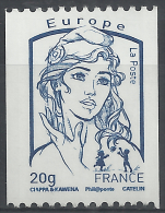 """France, """"Marianne"""", Coil Stamp, """"EUROPE 20 Gr"""", 2013, MNH VF - Neufs"""