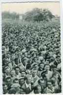 CP  FETE DE L'HUMANITE 1953 LA FOULE - Histoire
