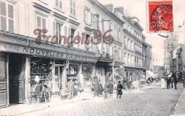 (27) Bernay - Rue Thiers - Nouvelles Galeries - Excellent état - 2 SCANS - Bernay