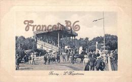 (27) Bernay - L'Hippodrome - Trés Animèe - Excellent état - 2 SCANS - Bernay