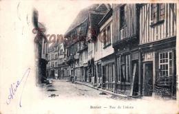 (27) Bernay - Rue De Lisieux - Excellent état - 2 SCANS - Bernay