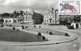 Louviers - Place Ernest-Thorel Vers La Caisse D'Epargne - Carte CAP - Louviers