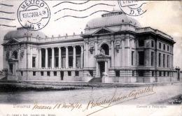 Mexico VERACRUZ Correos Y Telegrafos 1908 - Mexiko