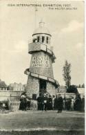 The Helter Skelter Lighthouse - Irish International Exhibition - 1907 - Dublin - Exhibitions