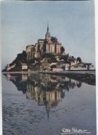 CPM - ALBERT MONIER - LE MONT ST MICHEL - Le Mont Et Le Couesnon ... - Edition Les Photographies A.Monier / N°10005 - Monier
