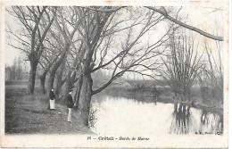 CRETEIL - Bords De Marne - Pêcheurs - Creteil