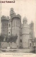 BOULOGNE-LA-GRASSE CONCHY-LES-POTS CHATEAU ENVOI COMTE ET COMTESSE DE VILLEBOIS MAREUIL GUERRE DES BOERS GUERRE 1870 - Francia