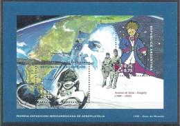 1995 ARGENTINE BF 60** Avion, S´ Exupéry, Le Petit Prince - Argentina