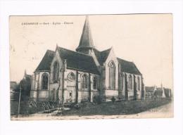 Crombeke - Krombeke  Kerk Eglise  Verzonden CM