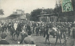 411Go    60 Chantilly Courses Avant Le Depart - Chantilly
