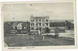 CUXHAVEN NORDSEEBAD Hotel Am Meer AUTOBUS 1936 - Cuxhaven