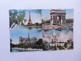 Dep 75 Paris  (multivues ) - Francia