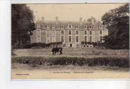 Château De FRANQUEVILLE - Très Bon état - Sonstige Gemeinden
