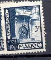 MAROC MARRUECOS MOROCCO YVERT & TELLIER NR. 281 - Marokko (1956-...)