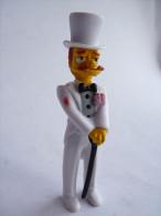 FIGURINE SIMPSON - UNITED LABEL 2009 - GENTLEMEN WILLIE - Simpsons