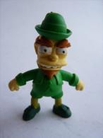FIGURINE SIMPSON - UNITED LABEL 2009 - LEPRECHAUN - Simpsons