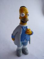 FIGURINE SIMPSON - UNITED LABEL 2009 - OPERA SINGER HOMER - Simpsons