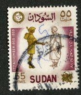 W970  Sudan 1959  Scott #126 (o)  Offers Welcome! - Sudan (1954-...)