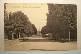 BEAUNE  ---Boulevard De La République - Beaune