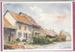 90.-   MOVAL .- Rue Principale     ( Illustr. C. ODILE 200 Ex..) - France