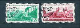 Allemagne Fédérale Timbres De 1958  N°347/48  Oblitéré - Gebruikt