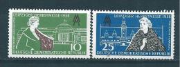 Allemagne Fédérale Timbres De 1958  N°373/74  Neufs - DDR