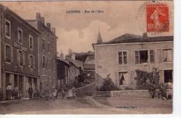 Ludres.. Animée.. Rue De L'Atre.. Café De L'Est - France
