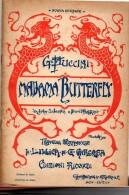 MADAMA  BUTTERFLAY - Opera
