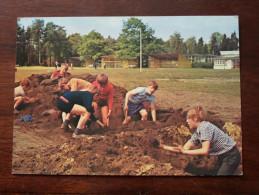 """Openluchtschool Voor Bosklassen Domein """" Diesterweg """" / Anno 1980 ( Zie Foto Voor Details ) !! - Kalmthout"""