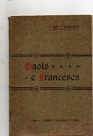 PAOLO E FRANCESCA - Opern