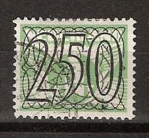 NVPH Nederland Netherlands Pays Bas Niederlande Holanda  372 Used ; Guilloche - Period 1891-1948 (Wilhelmina)