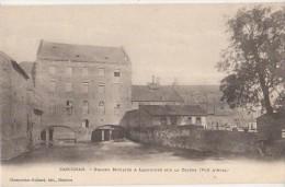 CPA 08 CARIGNAN Grands Moulins & Laminoirs 1904 - France