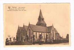 Haringe, Kerk voorzicht  Eglise   uitg. Nels - Ern. Thill