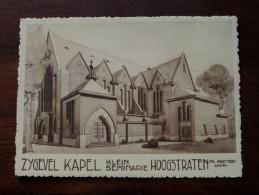 Zijgevel Kapel Klein Seminarie Hoogstraten / Anno 19?? ( Zie Foto Voor Details ) !! - Hoogstraten