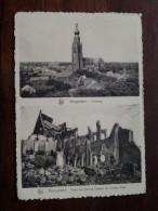 Puin En Panorama 1944 Hoogstraten / Anno 1952 ( Zie Foto Voor Details ) !! - Hoogstraten