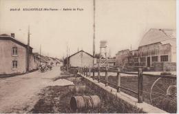 HAUTE MARNE - 969.8.38 - AILLIANVILLE -Entrée Du Pays (  Coté Scieries Réunies- Animation - N'a Pas Circulé ) - Autres Communes