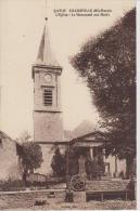 HAUTE MARNE - 970.8.38 - AILLIANVILLE - L'Eglise - Le Monument Aux Morts - N'a Pas Circulé ) - France