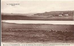 Lozere : Nasbinals, Environs, Le Lac De Salhiens... - France