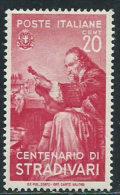 Italia 1937 Nuovo (*) - Illustri 20c Nuovo Senza Gomma - Nuovi